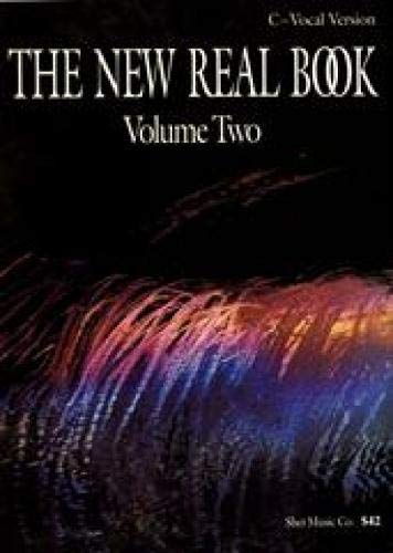 9780961470173: The New Real Book, Volume 2 (Key of C)