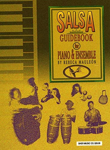 9780961470197: Salsa Guidebook for Piano and Ensemble