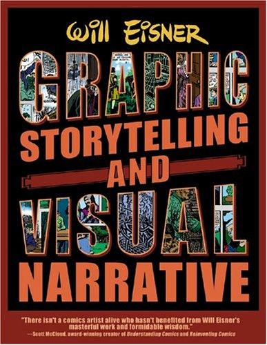 Graphic Storytelling: Will Eisner