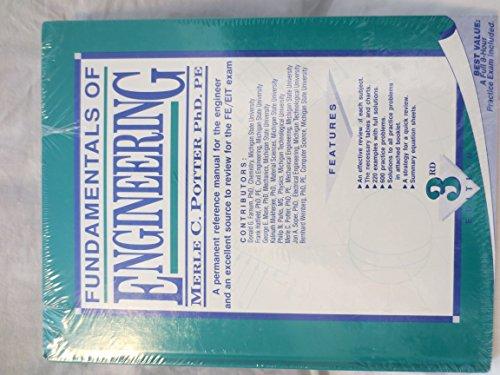 9780961476052: Title: Fundamentals of Engineering
