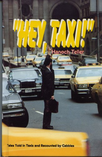 Hey Taxi (9780961477288) by Teller, Hanoch