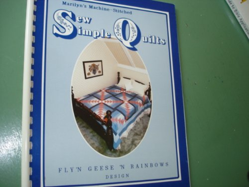 9780961479831: Sew Simple Quilts: Fly'n Geese