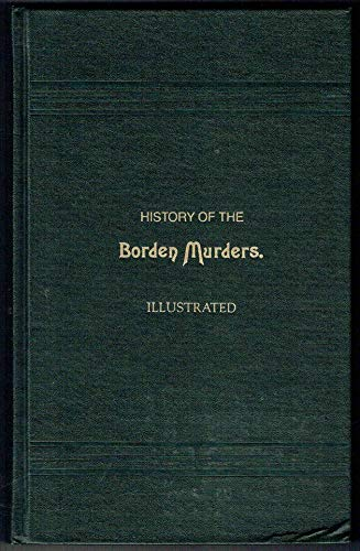 9780961481100: The Fall River Tragedy: A History of the Borden Murders
