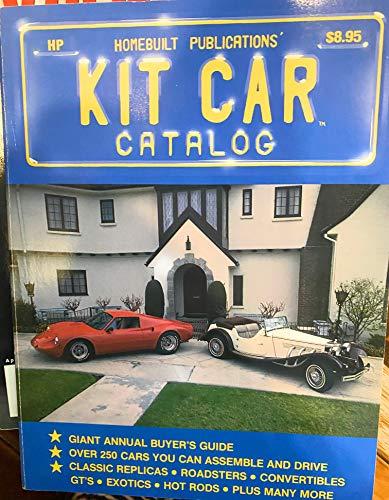 Kit Car Catalog: Motorbooks International, Curt Scott