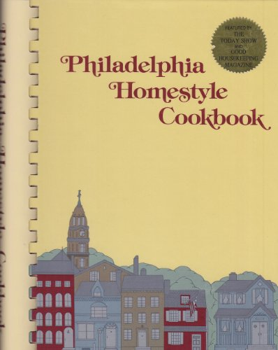 Philadelphia Homestyle Cookbook: Norwood-Fontbonne Academy Home & School