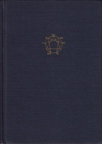 Do from the Octave of Man Number Four: The Awakening and Crisis, Volume 1