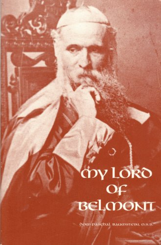 9780961497651: My Lord of Belmont: A Biography of Leo Haid
