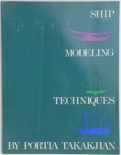 9780961502140: Ship Modeling Techniques