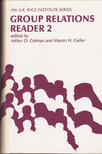 9780961509903: Group Relations Reader, 2