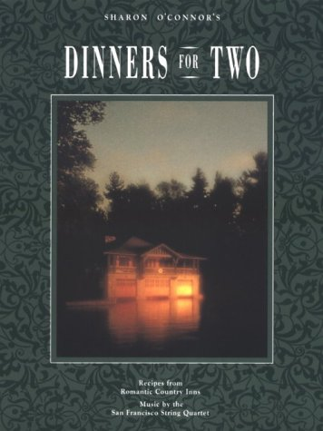 9780961515065: Dinners for Two: Cookbook with Music CD