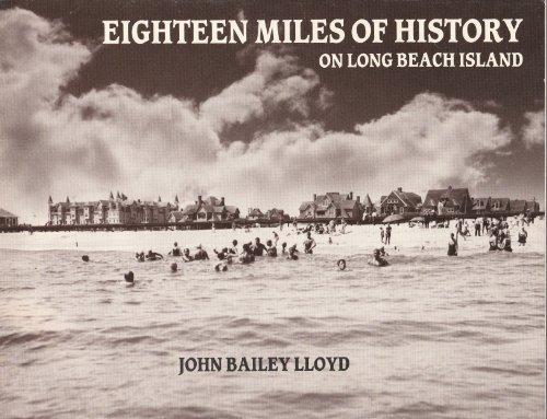 Eighteen Miles of History on Long Beach Island: Lloyd, John Bailey