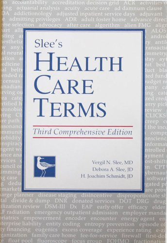 9780961525583: Health Care Terms