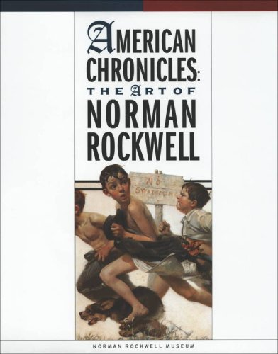 9780961527334: American Chronicles: The Art of Norman Rockwell