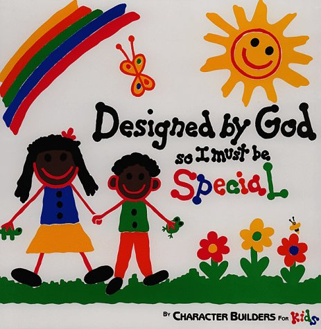 9780961527945: Designed by God So I Must Be Special (Afro American Version)