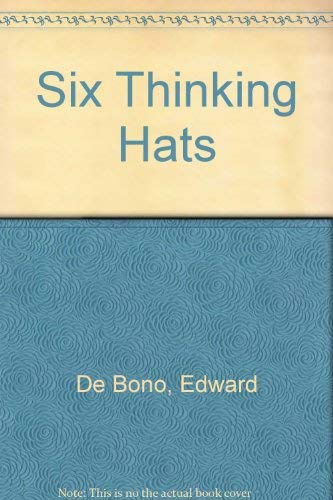 an analysis of the book six thinking hats by edward de bono