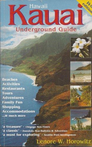 9780961549879: Kauai Underground Guide (14th ed)