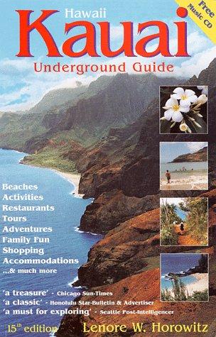9780961549886: Kauai Underground Guide (Includes Free Hawaiian Music CD)