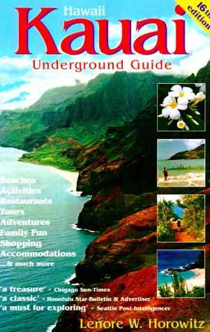 9780961549893: Kauai Underground Guide, 16th Edition