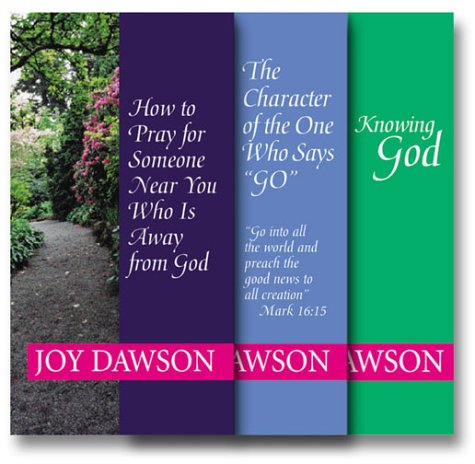 9780961553470: How to Pray for Someone Near You Who is Away from God (From Joy Dawson)