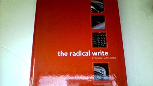 9780961557003: The Radical Write