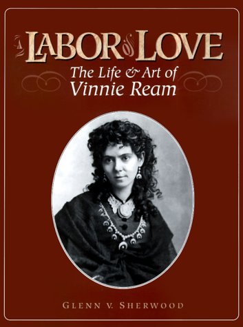 9780961574369: A Labor of Love: The Life & Art of Vinnie Ream
