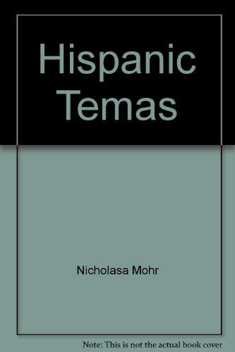 9780961580506: Hispanic Temas