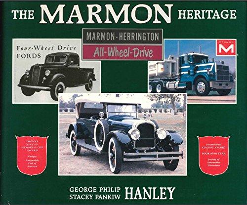 Marmon Heritage: George P. Hanley;
