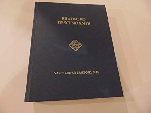 9780961598303: Bradford descendants