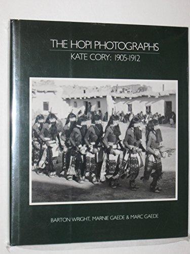 9780961601904: The Hopi photographs: Kate Cory, 1905-1912