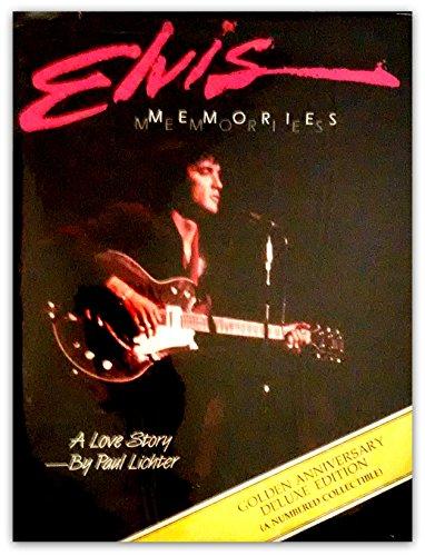 9780961602727: Elvis Memories: A Love Story