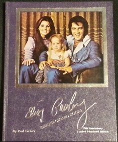 ELVIS PRESLEY BEHIND CLOSED DOORS/10TH ANNIVERSARY LIMITED: Lichter, Paul