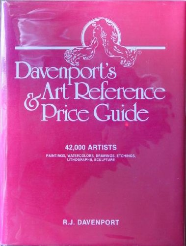 9780961611019: Davenport's art reference & price guide