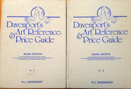 Davenport's Art Reference and Price Guide, 1991-1992