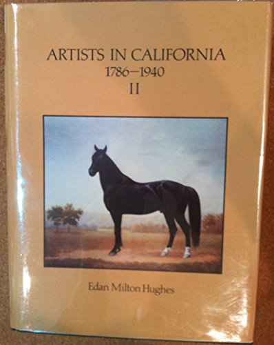 Artists in California, 1786-1940