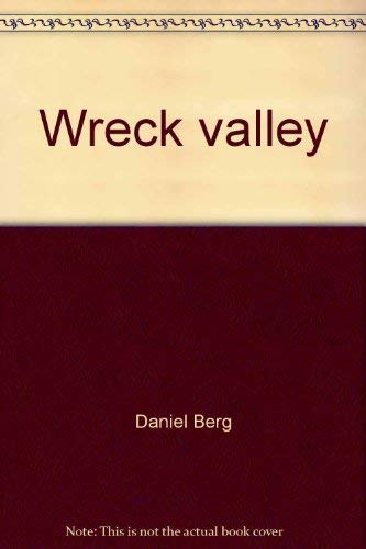 9780961616700: Wreck valley: A record of shipwrecks off Long Island's South Shore
