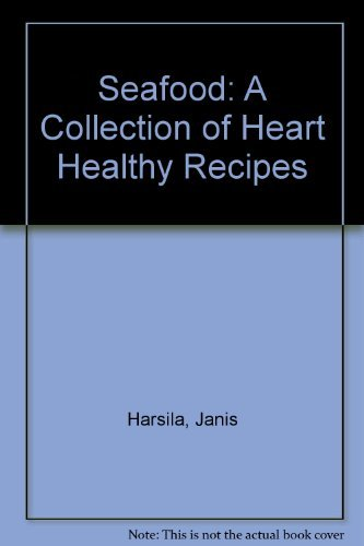9780961642624: Seafood: A Collection of Heart Healthy Recipes