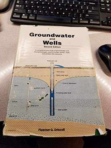 9780961645601: Groundwater and Wells