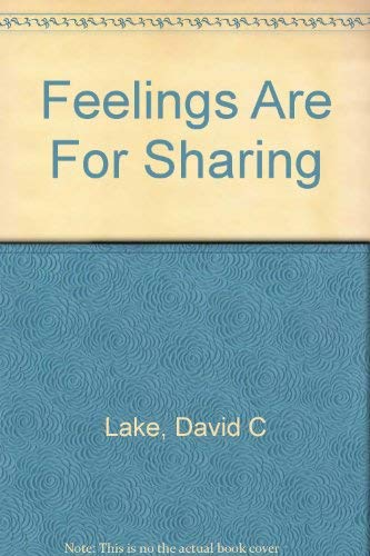 9780961647100: Feelings Are For Sharing