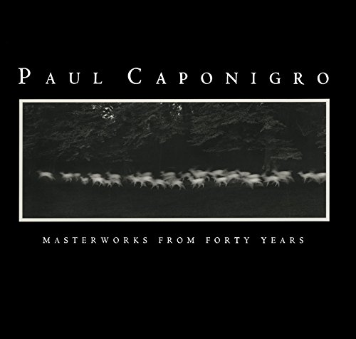 9780961651558: Paul Caponigro: Masterworks from Forty Years
