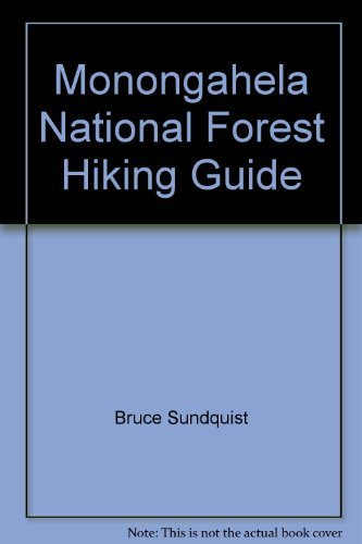 9780961655310: Monongahela National Forest Hiking Guide