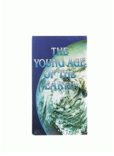 9780961675356: The Young Age of the Earth [VHS]