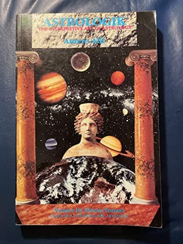 Astrologik: The interpretive Art of Astrology: Alli, Antero