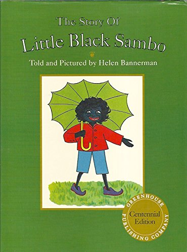 9780961684488: The Story of Little Black Sambo