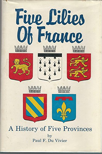 Five lilies of France