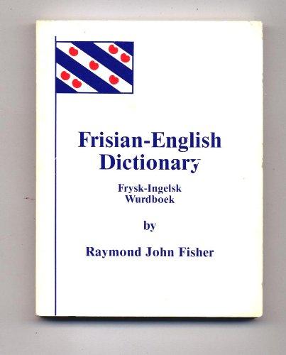 9780961698409: Frisian-English Dictionary/Frysk-Ingelsk Wurdboek