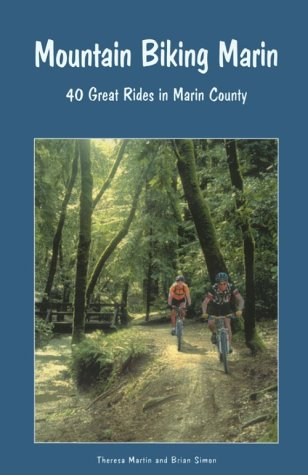 9780961704476: Mountain Biking Marin: 40 Great Rides in Marin County