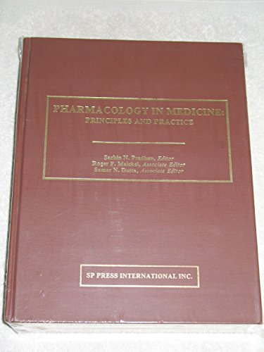 Pharmacology in Medicine: Principles and Practice: Pradhan, Sachindra N.;
