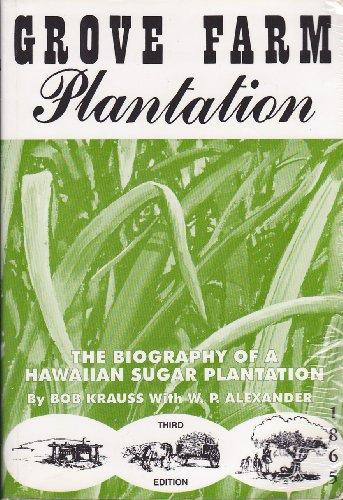 Grove Farm Plantation: Krauss, Bob; Alexander, Wi. P.