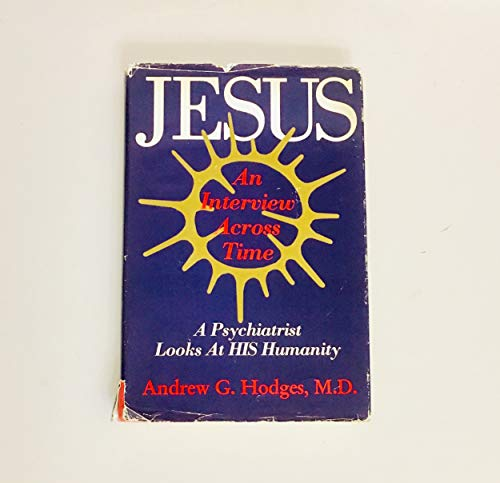 9780961725501: Jesus: An Interview Across Time