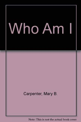 Who Am I: Mary B. Carpenter